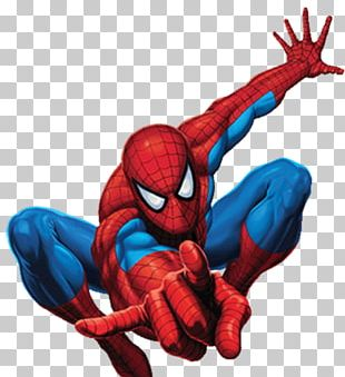 Spider-Man Deadpool Captain America Black Panther PNG