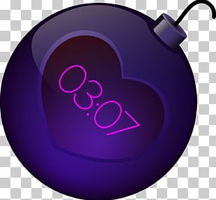 Bomb Icon PNG