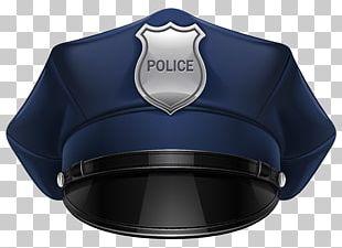 Police Officer Hat PNG