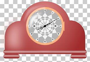 Alarm Clocks Font PNG