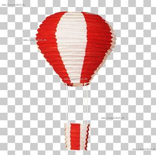 Paper Lantern Hot Air Ballooning PNG
