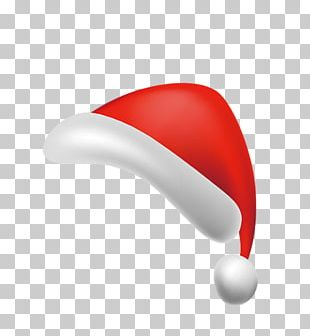 Santa Claus Christmas Hat Icon PNG