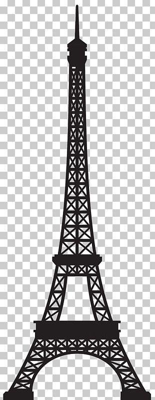 Eiffel Tower Landmark PNG
