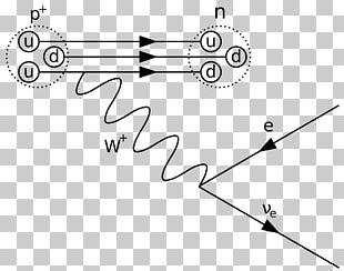 Feynman Diagram Quantum Mechanics Physics Neutrino PNG