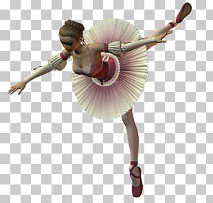 Ballet Dancer Performing Arts Figurine PNG