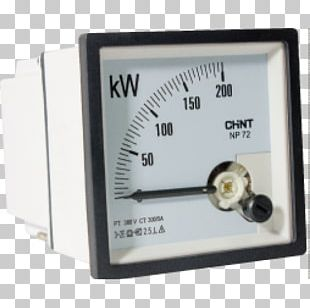 Gauge Kilowatt Hour Analog Signal Electricity Meter Power Factor PNG
