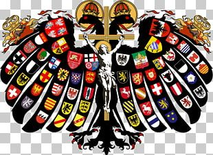 Holy Roman Empire Double-headed Eagle Holy Roman Emperor Reichsadler PNG