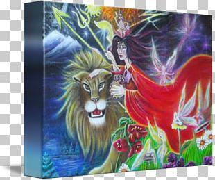 Tiger Cat Art Graphic Design PNG