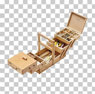 Toolbox Sewing Toolbox Wood PNG