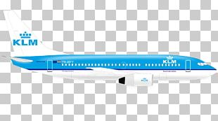 Airplane KLM Flight Airline PNG