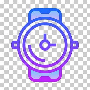 Strap Watch Wear OS PNG
