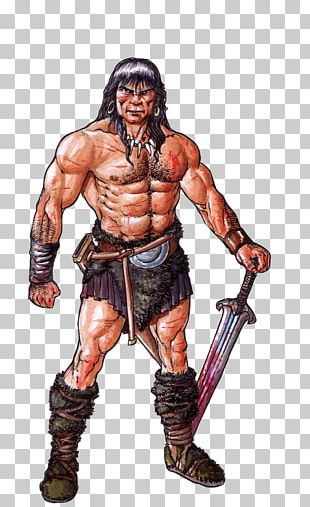 The Battle For Wesnoth Conan The Barbarian Sprite PNG
