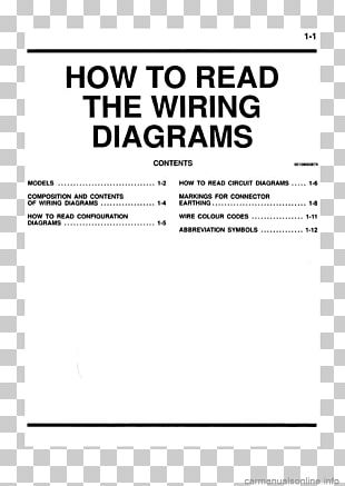 Hyukoh Wiring Diagram 1998 Mitsubishi Galant Electrical Wires & Cable PNG