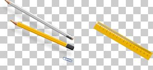 Office Supplies Material Line PNG