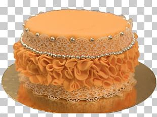 Dobos Torte German Chocolate Cake Marzipan PNG