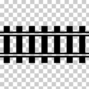 Rail Transport Train Computer Icons Track Steam Locomotive PNG