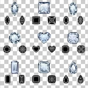 Diamond Gemstone Vecteur PNG