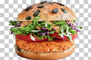 Veggie Burger Hamburger Fast Food McDonald's Big Mac PNG