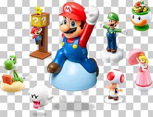 Fast Food Happy Meal McDonald's Super Mario Bros. Super Mario Run PNG