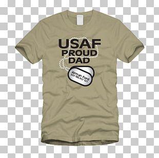 T-shirt Air Force Clothing Air Jordan PNG