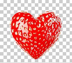 Love Pancake Cupcake Strawberry Valentine's Day PNG