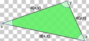 Triangle Hilbert Space Metric Space PNG