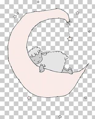 Dream Sheep Sleep Unicorn PNG