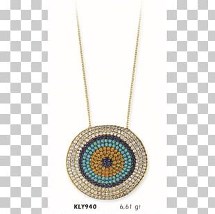 Locket Necklace Turquoise Body Jewellery PNG