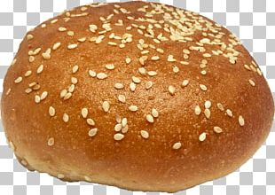 Rye Bread Hamburger Bun Bakery Hot Dog PNG