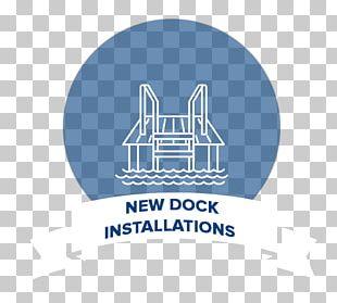 Brand Logo Dock Steel Frame PNG