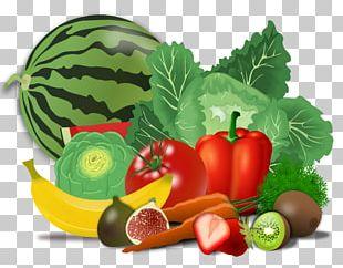 Leaf Vegetable Fruit PNG