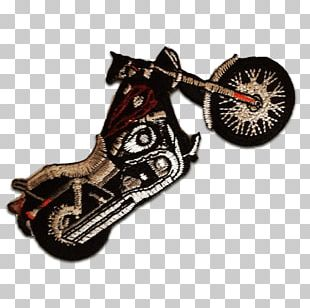 Embroidered Patch Embroidery Iron-on Appliqué Biker PNG