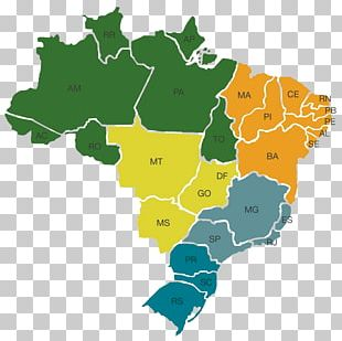 Time Zone Map Hour Regions Of Brazil Pará PNG