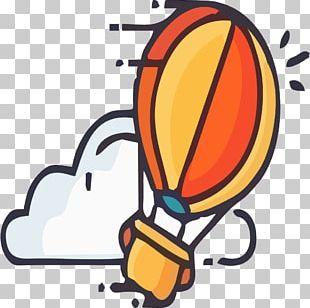 Hot Air Balloon Vecteur PNG