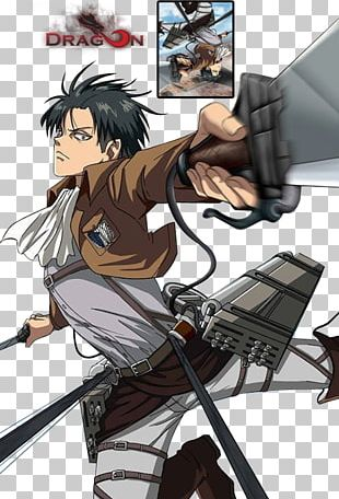 Levi Mikasa Ackerman Attack On Titan A.O.T.: Wings Of Freedom PNG