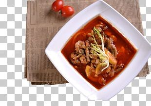 Tom Yum Thai Cuisine Seafood Hot Pot Dish PNG
