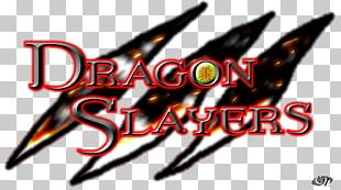 Logo Fairy Tail Dragonslayer Natsu Dragneel PNG