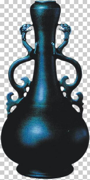 Ceramic Glaze Pottery Jingdezhen Vase PNG