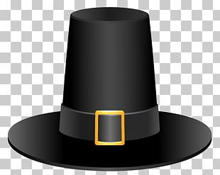 Pilgrims Hat Stock Photography PNG