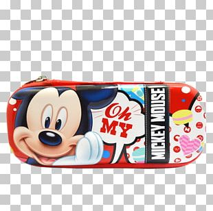 Mickey Mouse Minnie Mouse Paper Pen Stationery PNG
