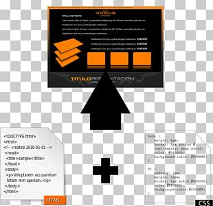 Cascading Style Sheets Wikibooks HTML Web Page PNG