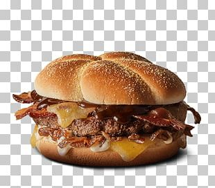 Cheeseburger Hamburger Barbecue Bacon Breakfast Sandwich PNG