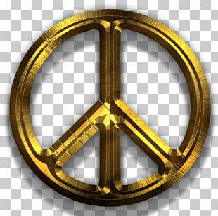 Peace Symbols Logo Sticker PNG