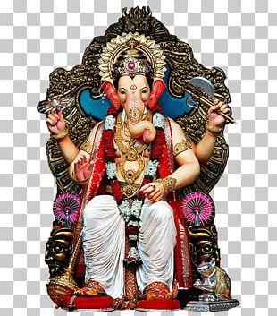 Mumbai Lalbaugcha Raja Ganesha Hanuman Ganesh Chaturthi PNG