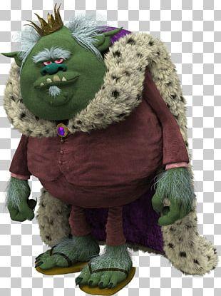 King Gristle Sr. Trolls DreamWorks Animation Optimism PNG