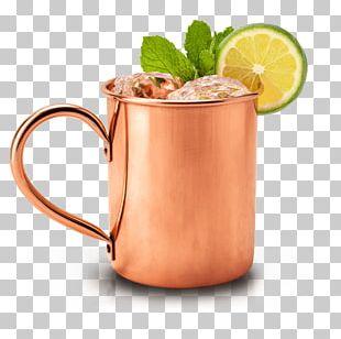 Moscow Mule Cocktail Vodka Beer Cosmopolitan PNG