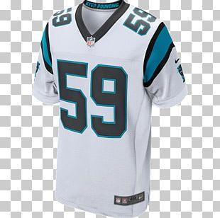 Carolina Panthers NFL Third Jersey Super Bowl 50 PNG