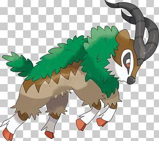 Ash Ketchum Pokémon X And Y Pikachu Gogoat PNG