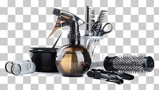 Beauty Parlour Hairdresser Hair Styling Tools Hair Coloring Hairstyle PNG