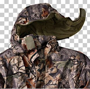Military Camouflage Soldier Hunting Clothing Parca PNG